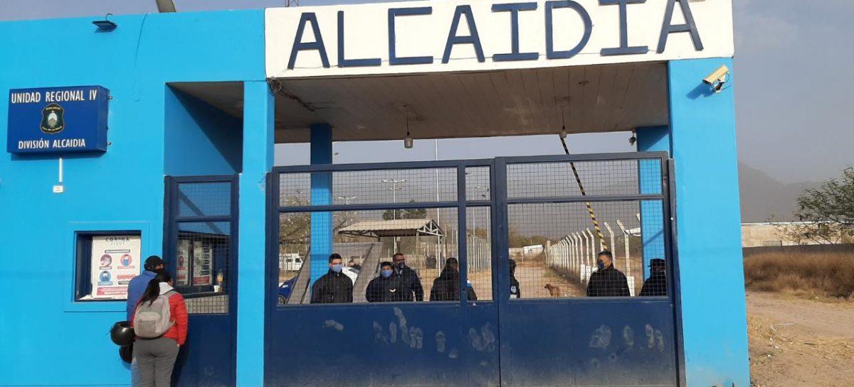 ALCAIDÍA. PIDEN ARRESTO  DOMICILIARIO PARA DETENIDOS EN GRUPOS DE RIESGO