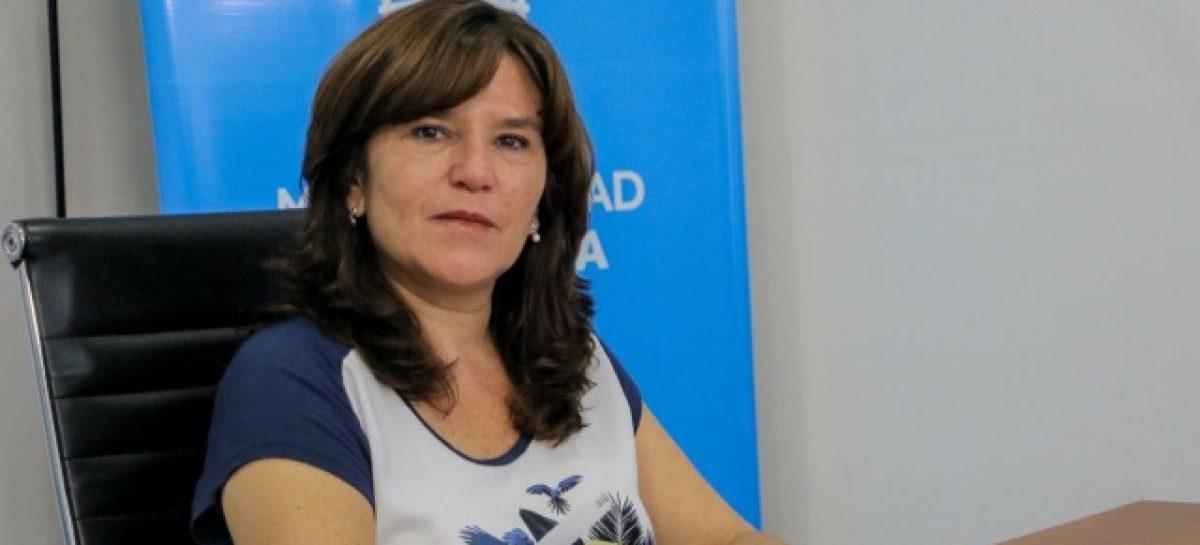"""INÉS BRIZUELA Y DORIA: """"RIOJA BUS NO CIRCULARÁ SIN AVAL DEL MUNICIPIO"""""""