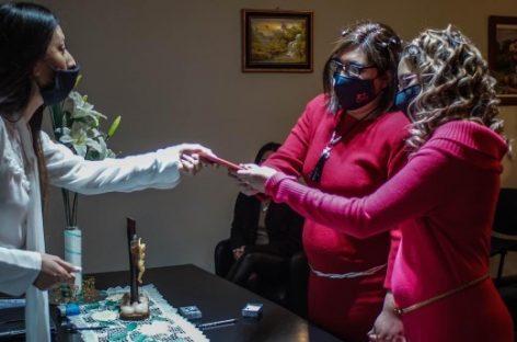 AMOR EN TIEMPOS DE PANDEMIA. UN MATRIMONIO IGUALITARIO EN LA RIOJA