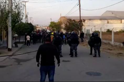 CONTROLAN UN INTENTO DE MOTÍN EN ALCAIDÍA: HAY VARIOS HERIDOS