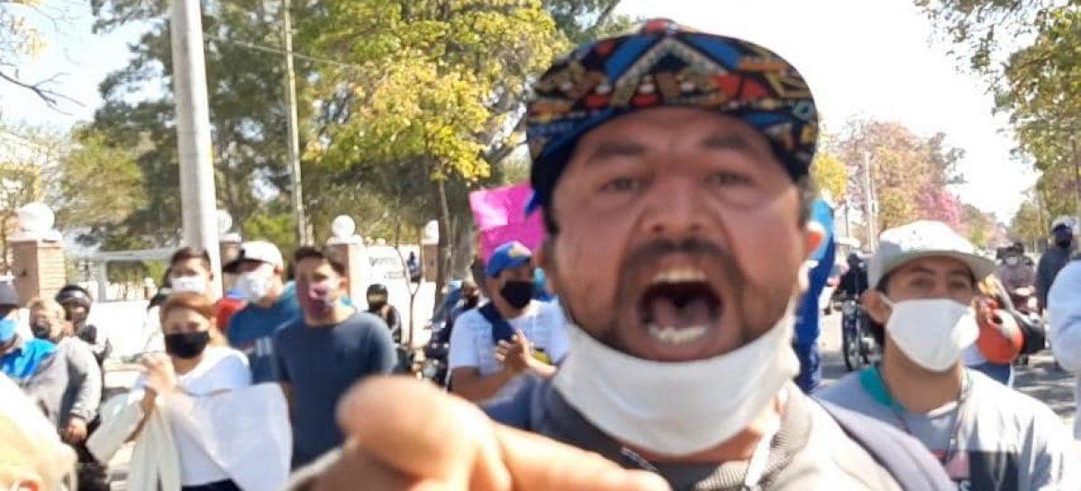 DAVID DUARTE DENUNCIÓ APREMIOS ILEGALES EN LA ALCAIDÍA