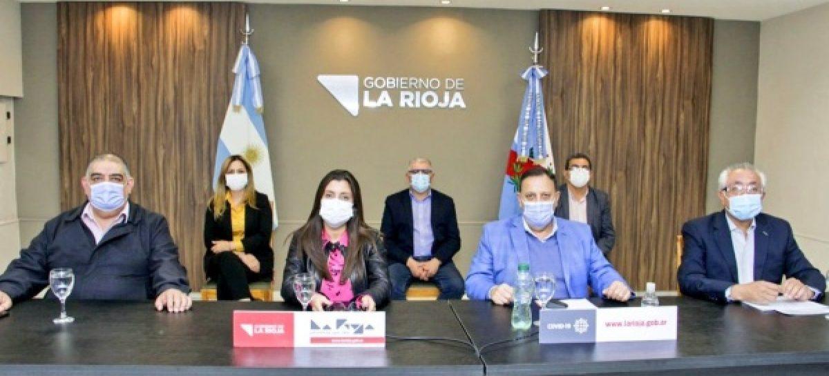 QUINTELA ANUNCIÓ MEJORA SALARIAL PARA EMPLEADOS DEL SISTEMA SANITARIO