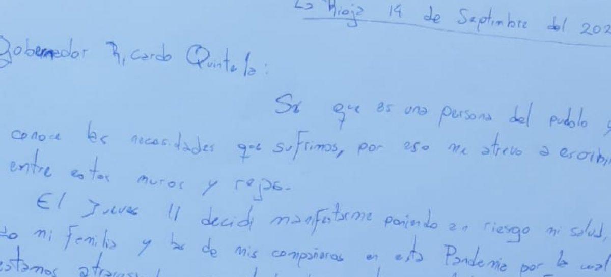 LA CARTA DE DUARTE Y EL PEDIDO DE EXCARCELACIÓN DE QUINTELA