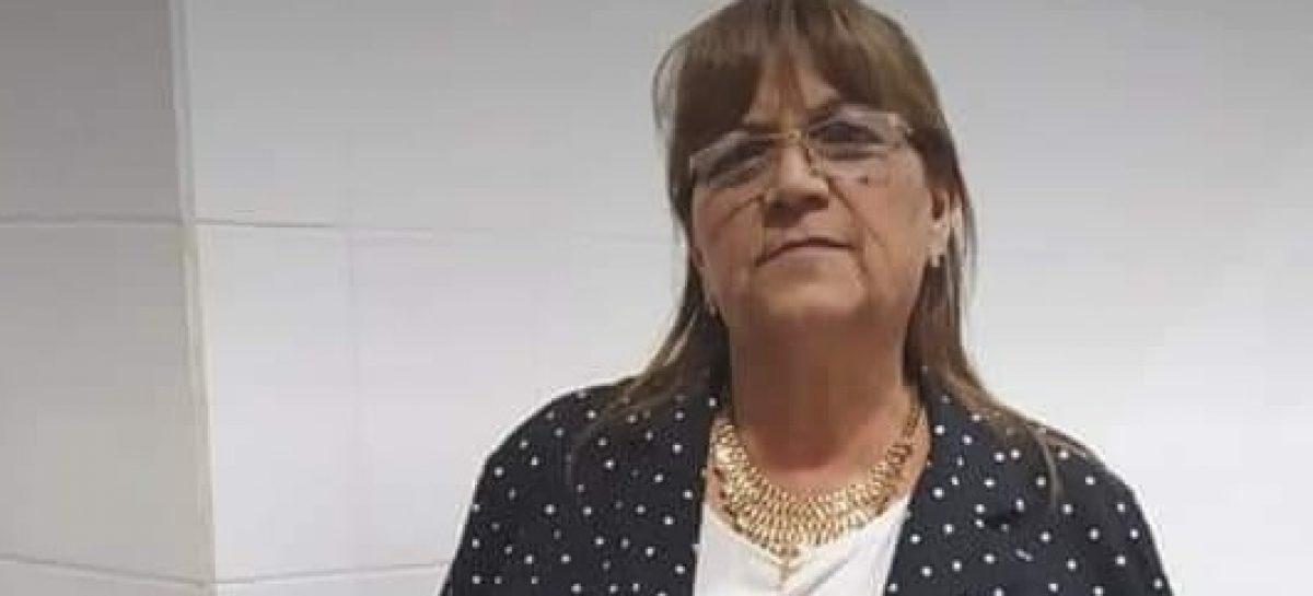 HERMANA DE INTENDENTA DE CHAMICAL FALLECIÓ VÍCTIMA DEL CORONAVIRUS