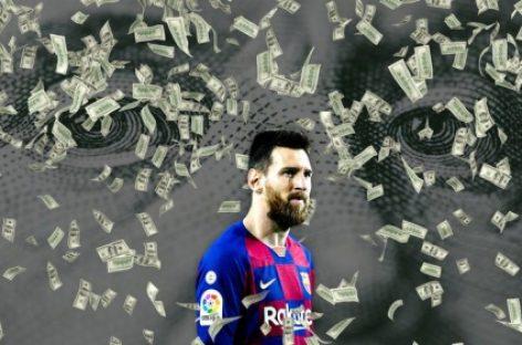 EL ARGENTINO MESSI SUPERÓ LOS 1.000 MILLONES DE DÓLARES EN GANANCIAS