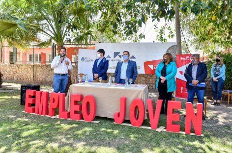 FUERTE APUESTA A LA INCLUSIÓN DE JÓVENES DE 18 A 24 AÑOS AL SECTOR PRIVADO