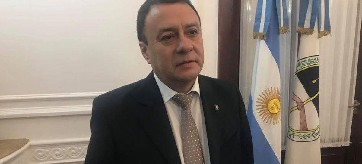 MURIÓ EL JEFE DE POLICÍA, RUBÉN GARAY, TRAS LARGA BATALLA CONTRA EL COVID