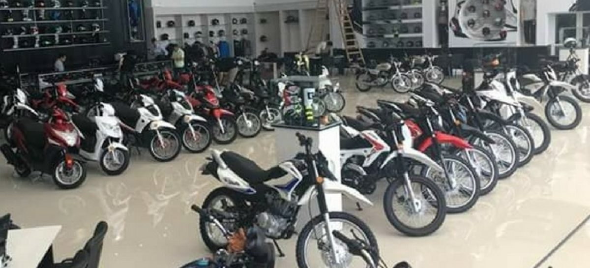 MOTOS DE HASTA $200.000, EN 48 CUOTAS Y CON TASA SUBSIDIADA