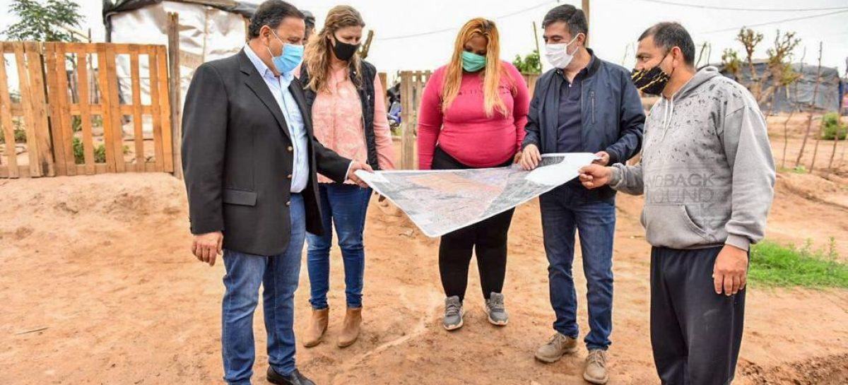 'PLAN ANGELELLI':  SERVICIOS BÁSICOS A ASENTAMIENTOS Y BARRIOS PERIFÉRICOS