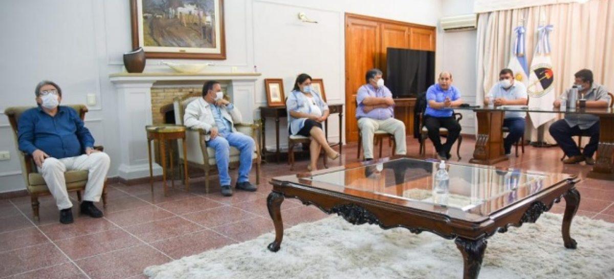LA REFORMA ELECTORAL SE MANTIENE EN LA AGENDA DE CASA DE LAS TEJAS