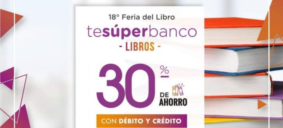 TE SUPER BANCO LIBROS. DESCUENTOS DE 30% A CLIENTES DE BANCO RIOJA