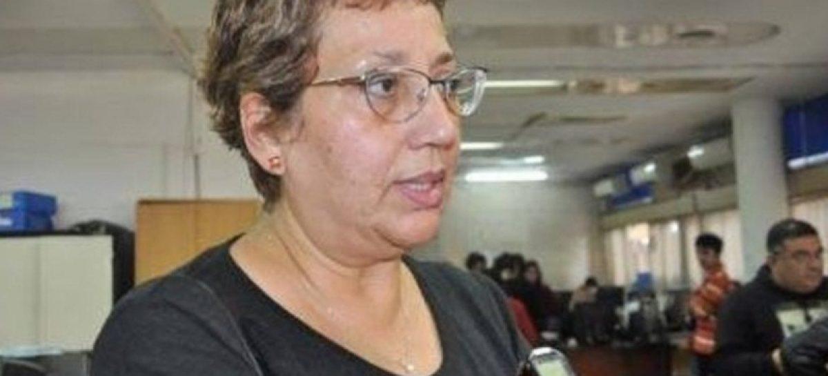 DESPLAZARON A HILDA LUCERO COMO TITULAR DE LA ESCUELA DE CADETES