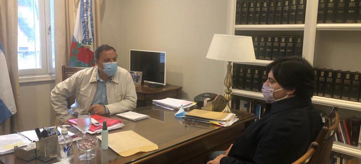 DANILO FLORES CONFIRMÓ QUE VOTARÁ CONTRA EL ABORTO LEGAL EN DIPUTADOS