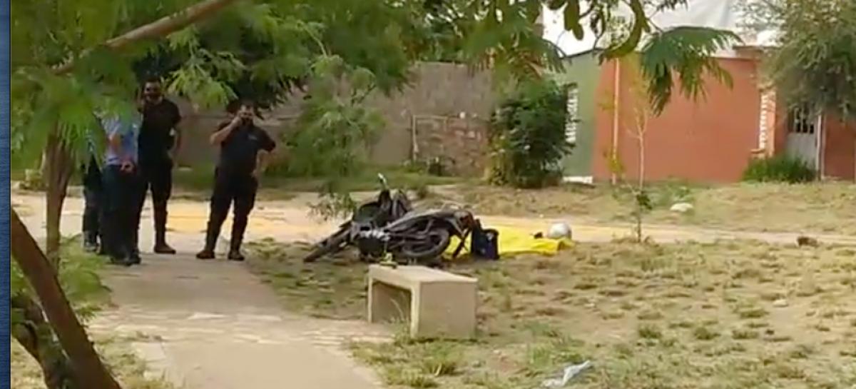 MOTOCICLISTA PERDIÓ LA VIDA EN FIN DE SEMANA PLAGADO DE ACCIDENTES VIALES