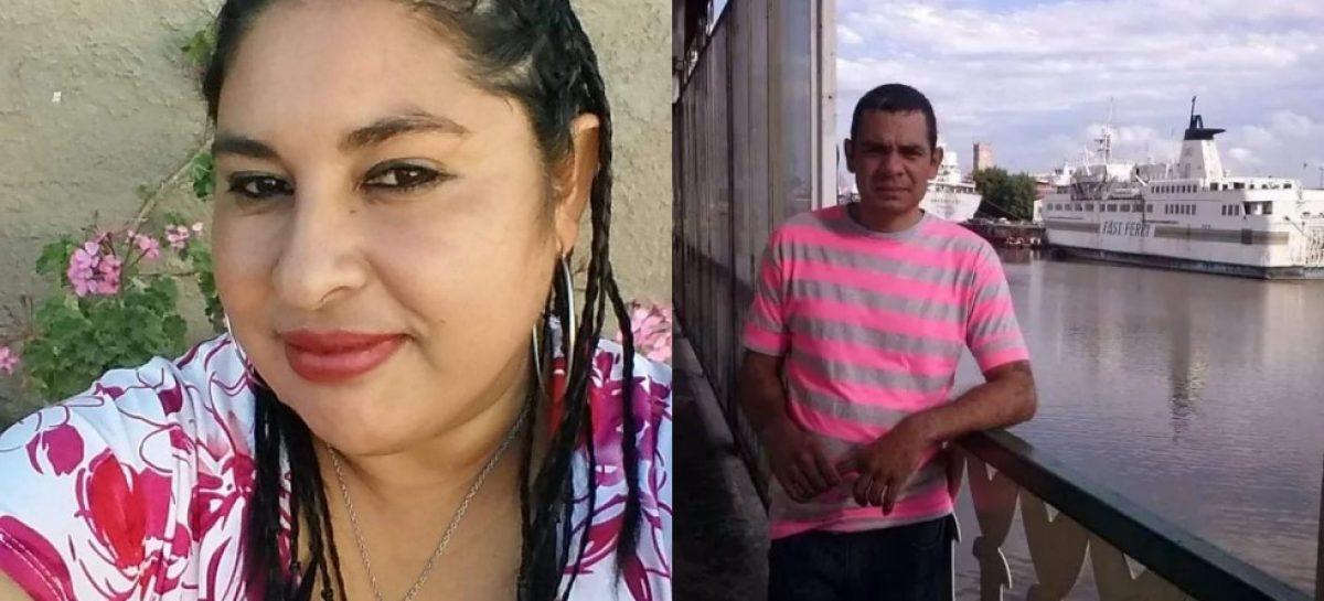 FEMICIDIO EN AIMOGASTA. LA APUÑALÓ SU EX PAREJA, QUE LUEGO SE SUICIDÓ