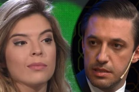 """DALMA MARADONA APUNTÓ CON DUREZA CONTRA MATÍAS MORLA: """"MÁS CAGÓN NO SE CONSIGUE"""""""