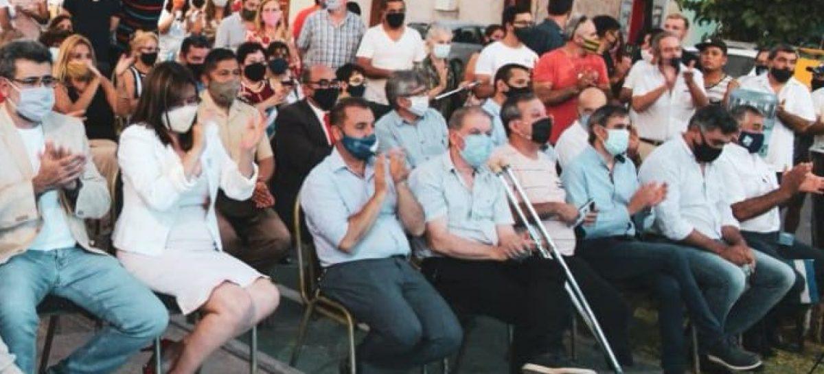 REAPARECIÓ PAREDES URQUIZA Y YA PIENSA EN EL 2021 ELECTORAL