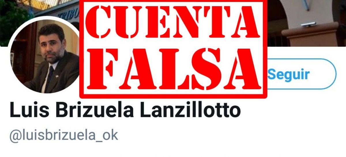 JUEZ DEL TRIBUNAL SUPERIOR DE JUSTICIA DENUNCIÓ CUENTA FALSA EN RED SOCIAL