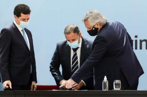 LA RIOJA ADHIRIÓ AL PACTO FISCAL 2020 CON NACIÓN: QUE IMPLICA
