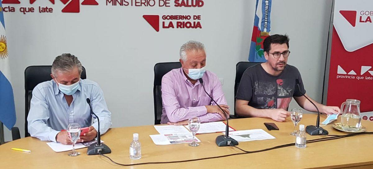 CORONAVIRUS. LA RIOJA ANUNCIÓ RESTRICCIONES NOCTURNAS