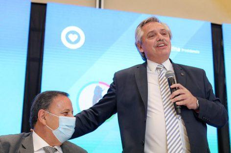 PJ NACIONAL. 17 MIL RIOJANOS FIRMARON AVAL PARA ALBERTO PRESIDENTE, CFK VICE