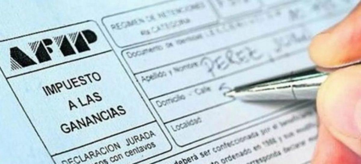 7585 RIOJANOS PODRÍAN QUEDAR EXENTOS DE PAGAR GANANCIAS