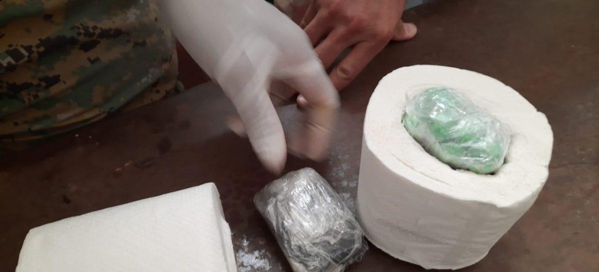 SECUESTRAN DROGAS Y PSICOFÁRMACOS EN EL SERVICIO PENITENCIARIO