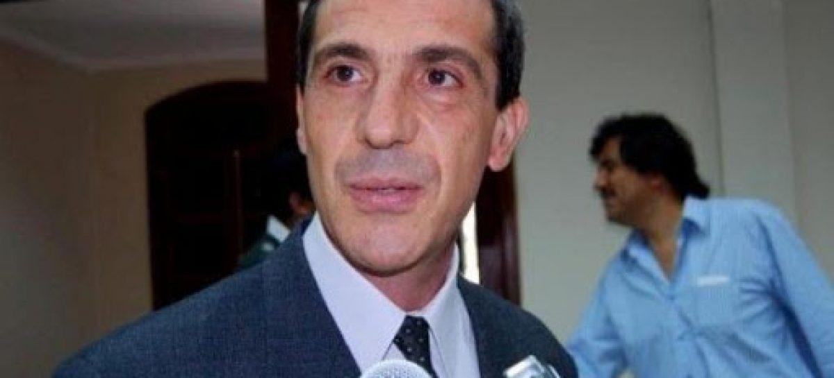 RICARDO GUERRA, EL SUCESOR DE CARLOS MENEM EN EL SENADO
