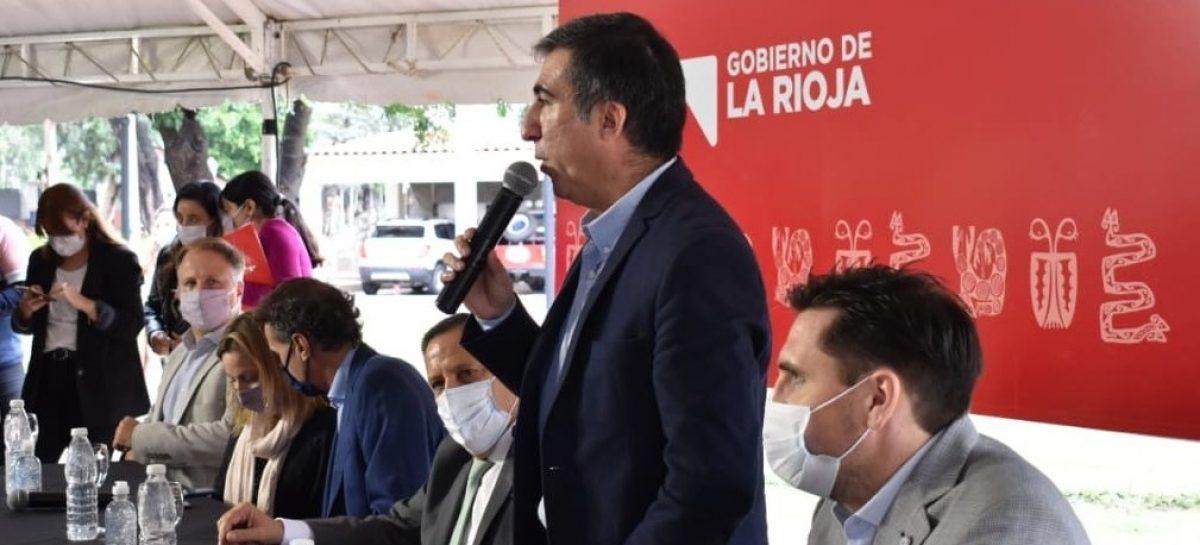 ABRIL, MES CLAVE PARA LA REACTIVACIÓN DE LA OBRA PÚBLICA RIOJANA