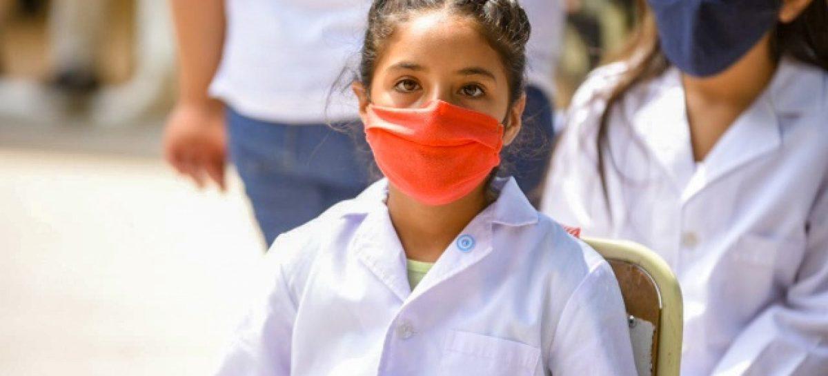 COVID. NO SE ANALIZA SUSPENDER LAS CLASES PRESENCIALES EN LA RIOJA