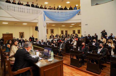 ¿SE DESINFLA EL BLOQUE 'RIOJA QUERIDA' EN LA LEGISLATURA?