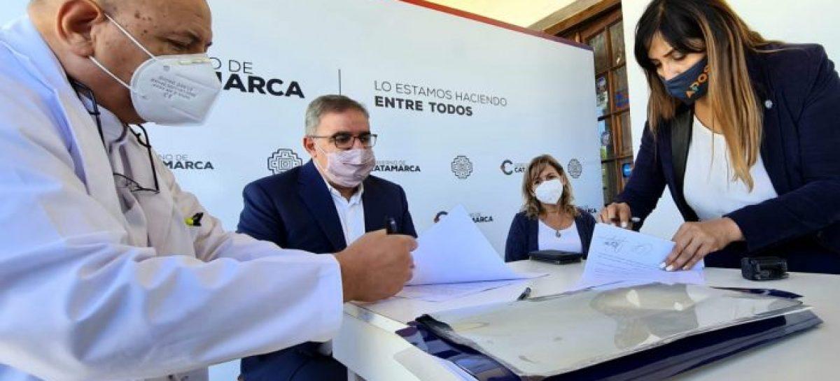 APOS BRINDARÁ COBERTURA A SUS AFILIADOS RESIDENTES EN CATAMARCA