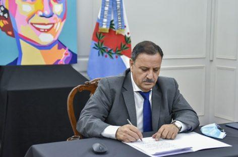 QUINTELA A FAVOR DE UNA PROFUNDA REFORMA CONSTITUCIONAL EN LA RIOJA