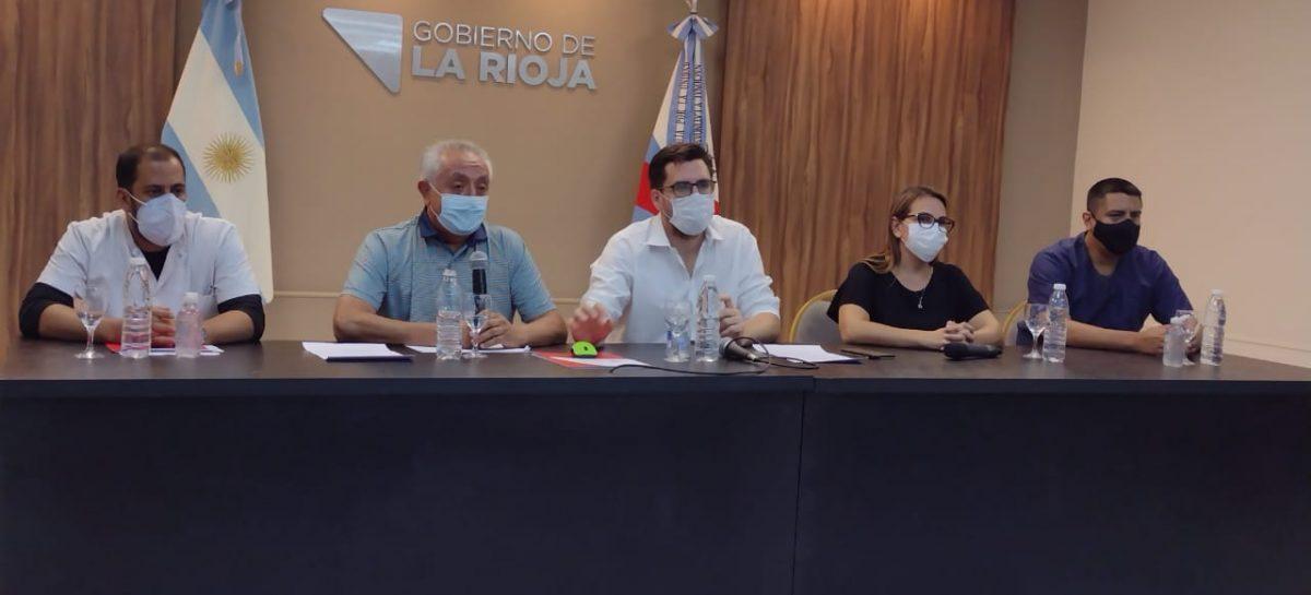 COVID. LA RIOJA ANUNCIÓ DIVERSAS RESTRICCIONES POR 15 DÍAS