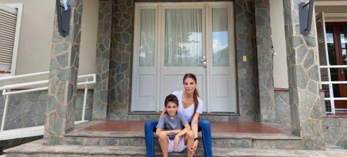 ZULEMITA MENEM EN LA RIOJA: SOSTUVO QUE AÚN NO DEFINIÓ SI SE METE DE LLENO EN LA POLÍTICA