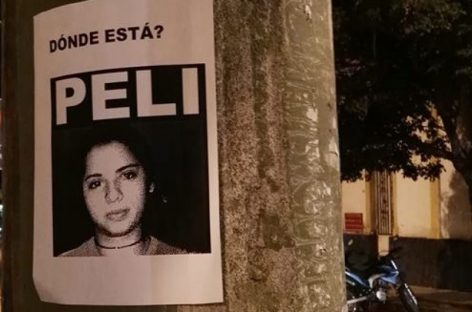 SE CUMPLIERON 16 AÑOS DE LA DESAPARICIÓN DE 'PELI' MERCADO