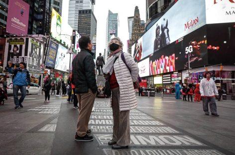 NEW YORK PLANEA ABRIR EN JULIO LOS NEGOCIOS CERRADOS POR LA PANDEMIA