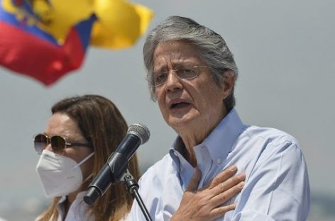 GUILLERMO LASSO ES EL NUEVO PRESIDENTE ELECTO DE ECUADOR