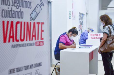 COVID. LLEGAN A LA RIOJA 11.600 DOSIS DE LA VACUNA SINOPHARM
