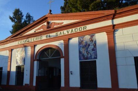 DÍA DEL PADRE. EL MUNICIPIO INFORMÓ HORARIOS DEL CEMENTERIO EL SALVADOR