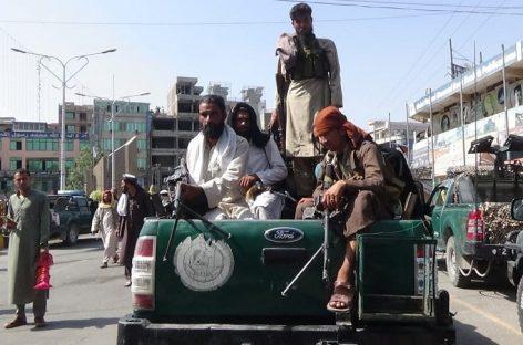 """""""HAY INCERTIDUMBRE Y CAOS EN AFGANISTAN"""""""