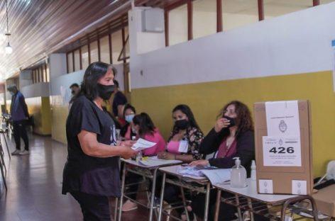 SEIS DE CADA DIEZ RIOJANOS FUERON A SUFRAGAR EN LAS PRIMARIAS